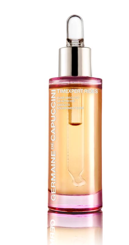 Germaine-de-Capuccini-Timexpert-Rides-Elixir-Absolut-Nährelixier, erhältlich bei Sphinx Design Kosmetikstudio Simone Burghard in CH-8371 Busswil TG bei Wil