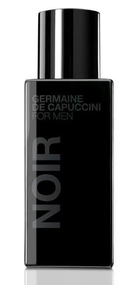 FOR MEN NOIR EAU DE PARFUM Herrenparfum von Germaine de Capuccini. Der Duft für den Mann mit Charakter. Anspruchsvoll, selbstsicher, ehrgeizig, charismatisch. Er strahlt angeborene Eleganz und Einfachheit aus. Er ist immer positiv eingestellt. Sinnlich. Unwiderstehlich einzigartig. NOIR ist mehr als ein Aroma. Es ist Essenz. Es spiegelt eine Haltung wider. Und beweist einmal mehr, dass Einfachheit Synonym für Schönheit ist. Der reinste Ausdruck von Eleganz. Empfohlen für alle Hauttypen. Duftnote aromatischer Holzfougère. Sie fangen an, seine Essenz im frischen und sauberen Zitrus- und transparenten Duft seiner Kopfnoten wahrzunehmen. Mit grünen Akzenten und kräftigen Akkorden von saftigen Früchten. Die Herznoten zeigen einen dominierenden Holzton, begleitet von dezenten Ledernoten und einer gewissen würzigen Basisnote. Die Gardenie verbreitet diffuse süße Nuancen. Ein Facettenmix, der den prismatischen Charakter der Komposition zeigt. Seine intensive und warme Moschusbasis verschließt den Duft auf sehr sinnliche Weise. Germaine de Capuccini Pflegelinien exklusiv erhältlich bei Sphinx Design Kosmetikstudio Simone Burghard in CH-8371 Busswil bei Wil